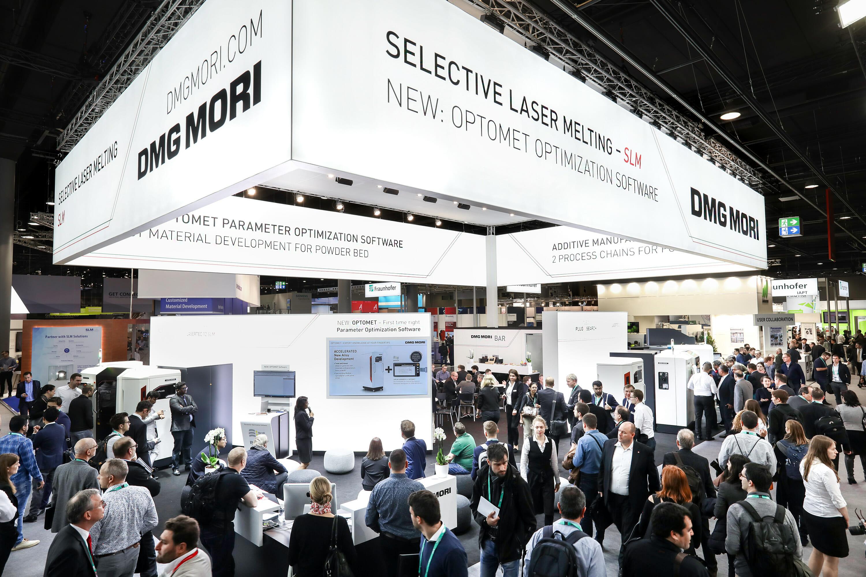 Formnext 2019: Was DMG Mori neues zur additiven Fertigung zeigt