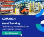 Optimierung von Produktions – und Logistikprozessen mit Asset Tracking
