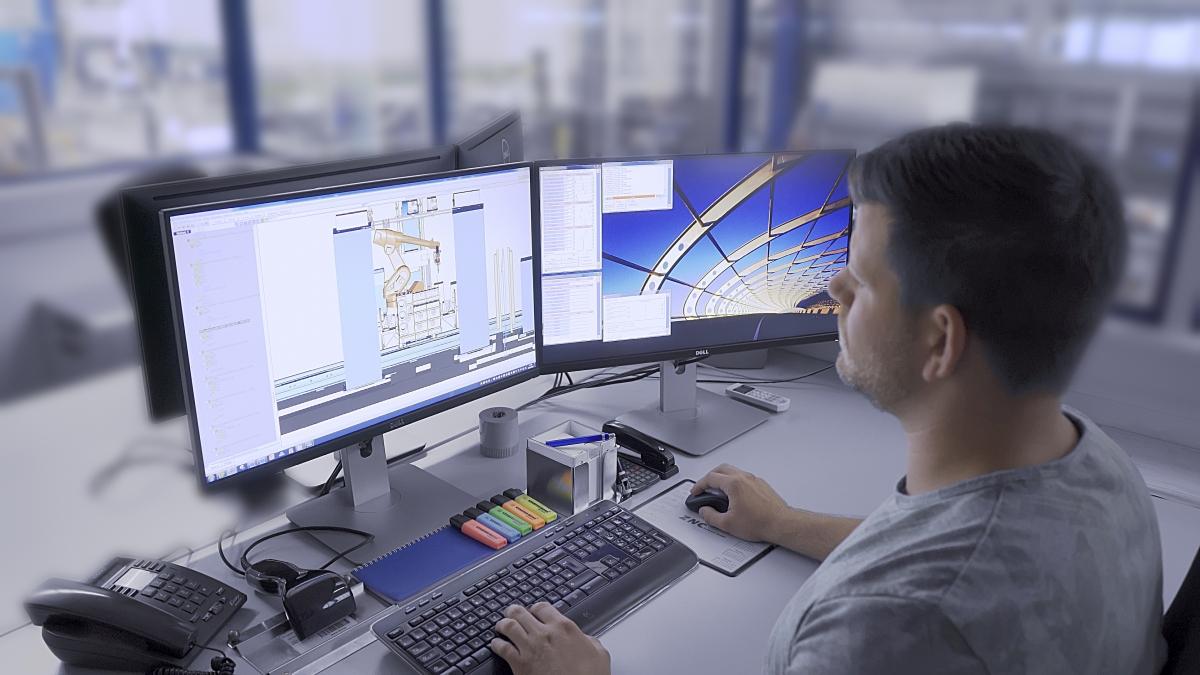 Schweißtechnik: Mit Offline-Programmierung effizienter fertigen