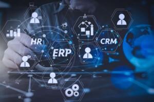 ERP und CRM Systeme