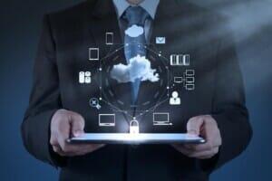 Digitale Transformation Digital Manufacturing Cloud