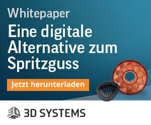 Eine digitale Alternative zum Spritzguss