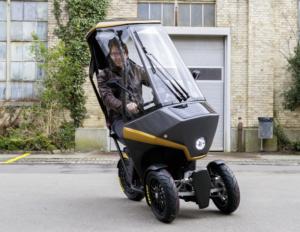 Bicar Carsharing 3D Drucker