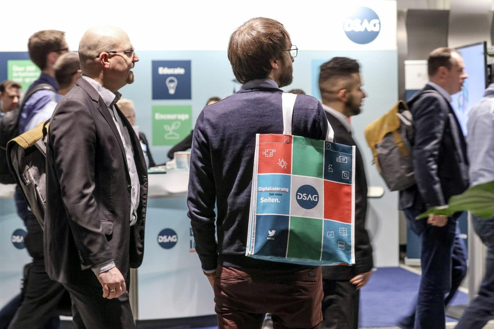 DSAG-Technologietage 2020: Bei der Digitalisierung kommt es auf den richtigen Dreh an