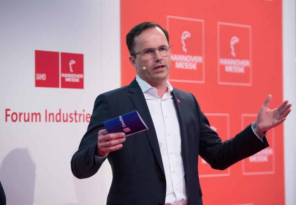 Jochen Köckler - Deutsche Messe AG