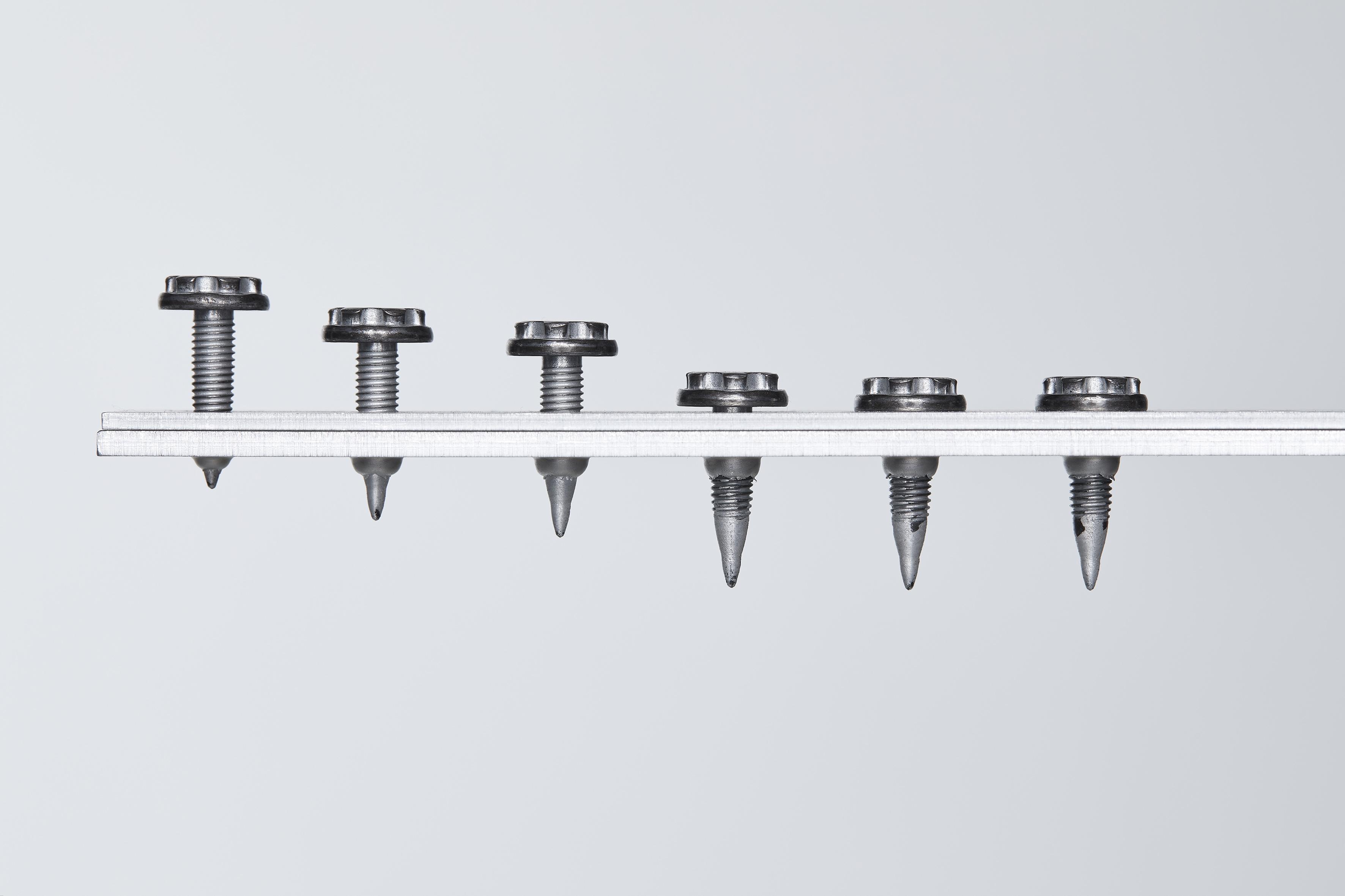 Fließlochschrauben: In 5 Schritten die Verbindungen absichern