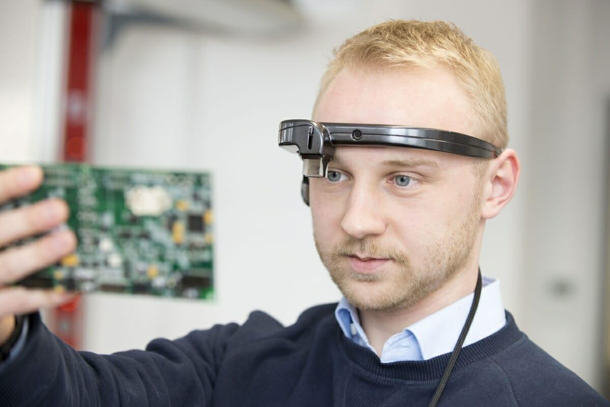 Montage-Assistent mit künstlicher Intelligenz