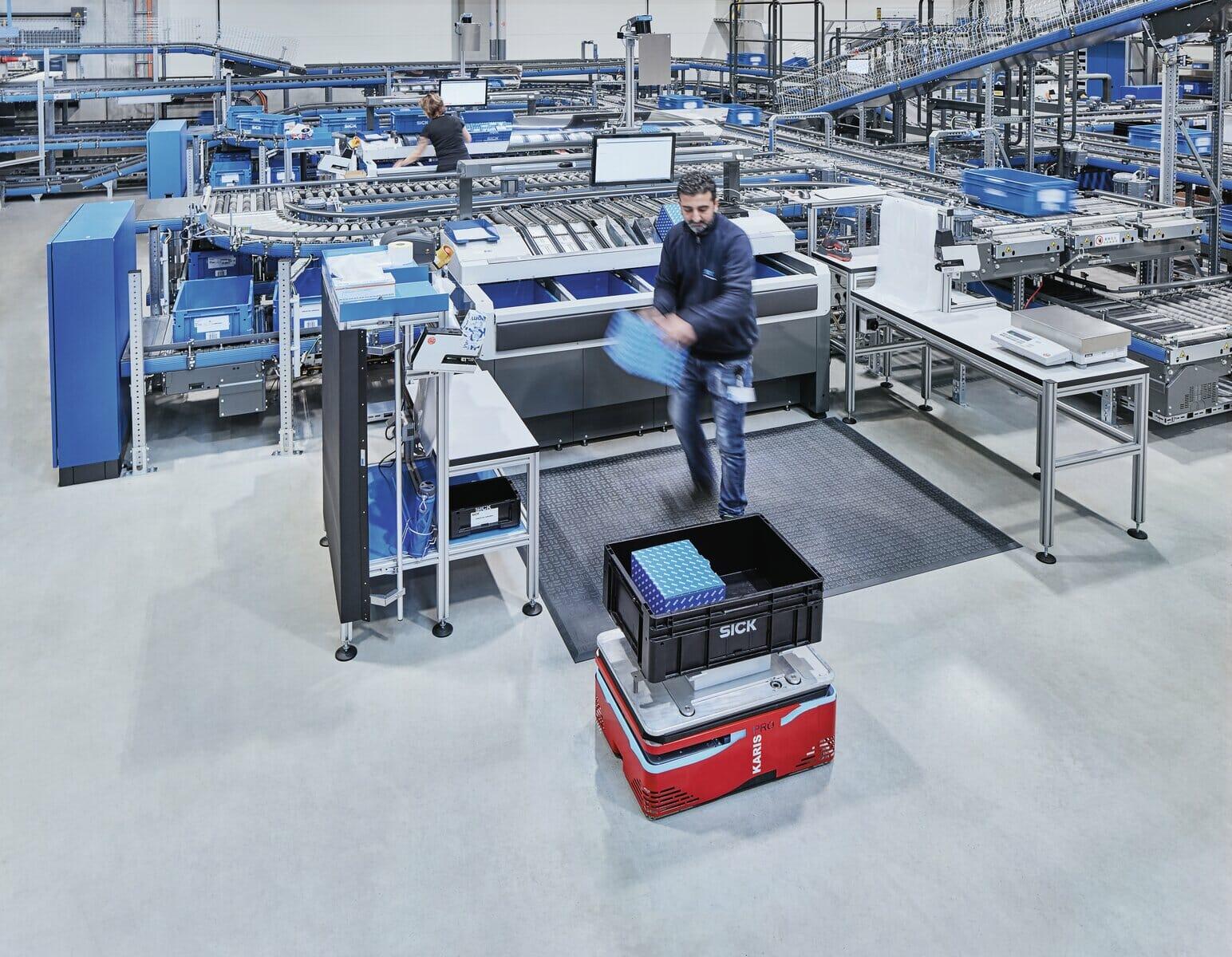 Logimat 2020: So wachsen CAD und Anlagensimulation enger zusammen