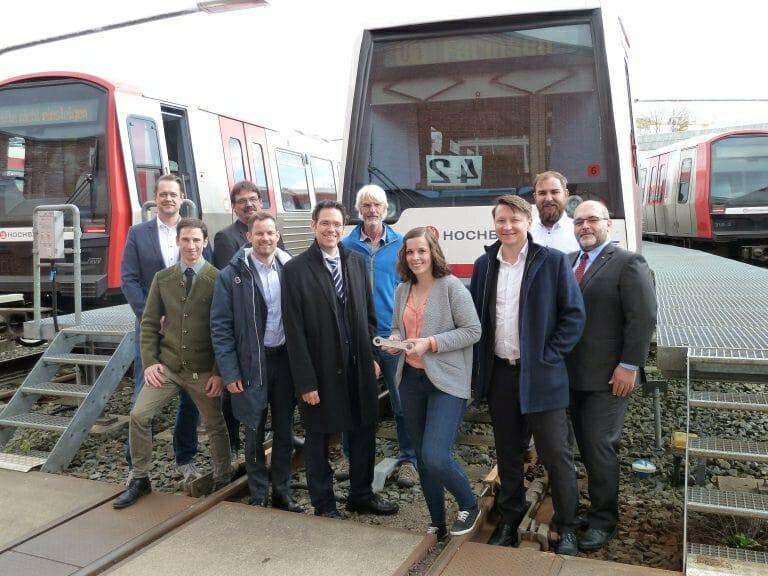 Additiv gefertigtes Sicherheitsbauteil für den Schienenverkehr
