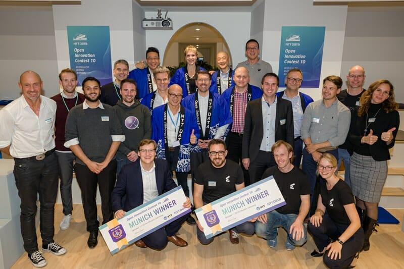 Tech-Startups: NTT Data unterstützt deutsche Firmengründer