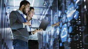 Unternehmens-IT Cloud-Services