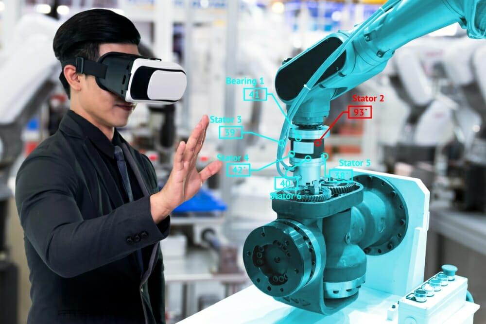 Virtual-Reality-Designer sind im Maschinenbau gefragt