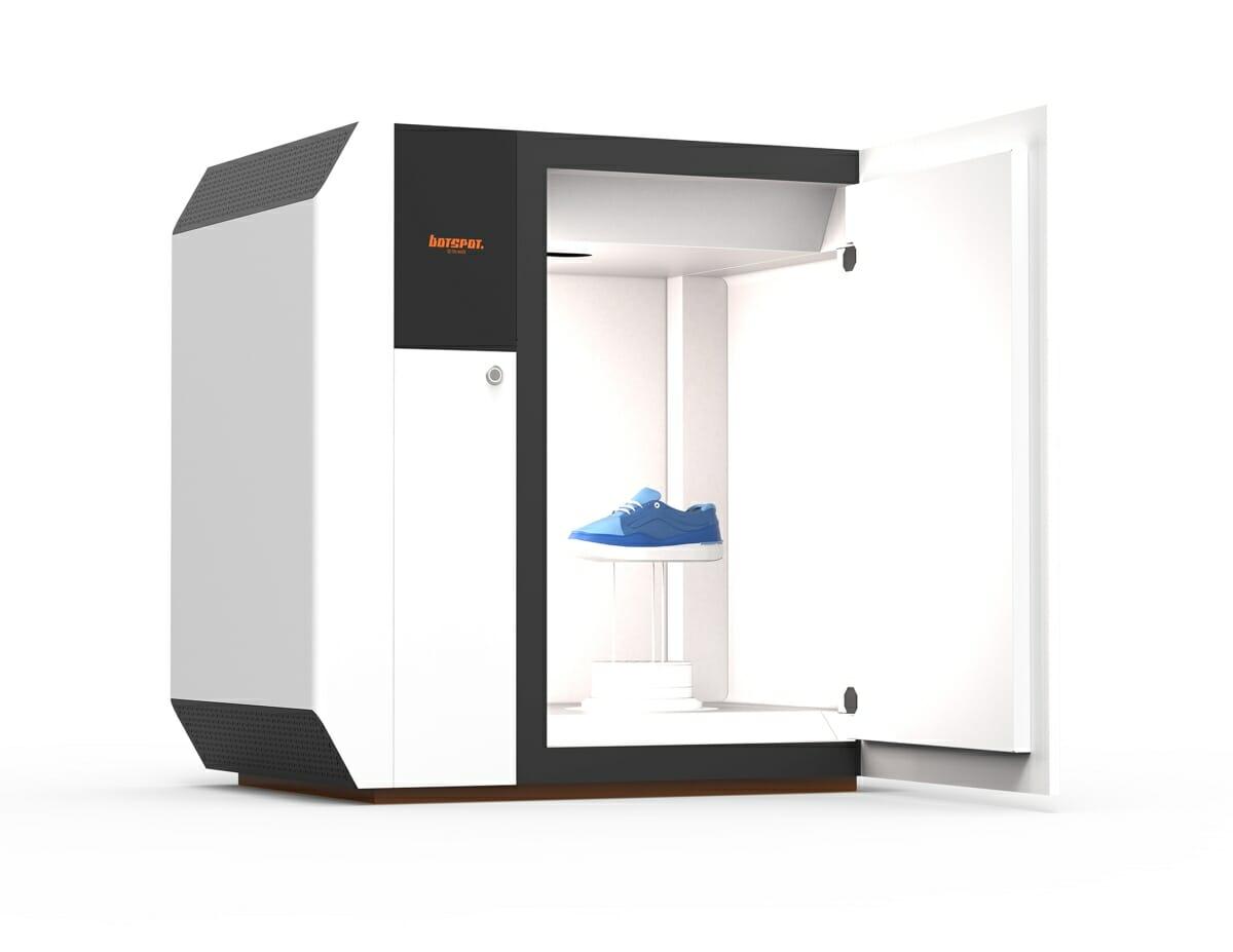 3D-Digitalisierung von Objekten