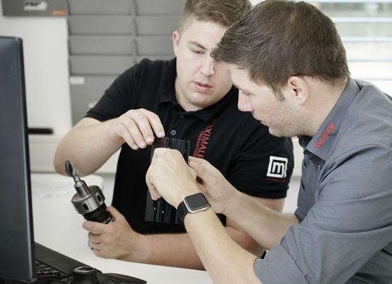 CNC-Maschinen programmieren