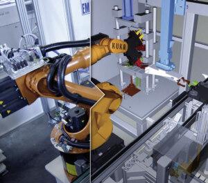 Digitalisierung in der Produktion
