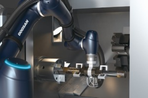 Doosan-Cobots: Was die neuen kollaborativen Roboter können