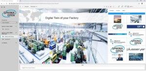 IoT in der Cloud: Dashboard von Sphinx Open Online