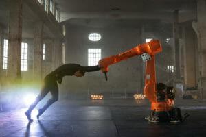 Home-Ballett in 360 Grad: Der Roboter, der es auf die Bühne schaffte