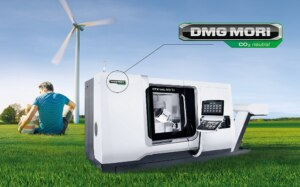 Klimaschutz bei DMG Mori