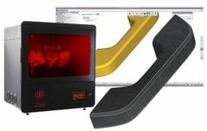 Britischer 3D-Drucker-Hersteller bekommt eigene Aufbereitungs-Lösung