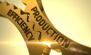 effiziente Produktion