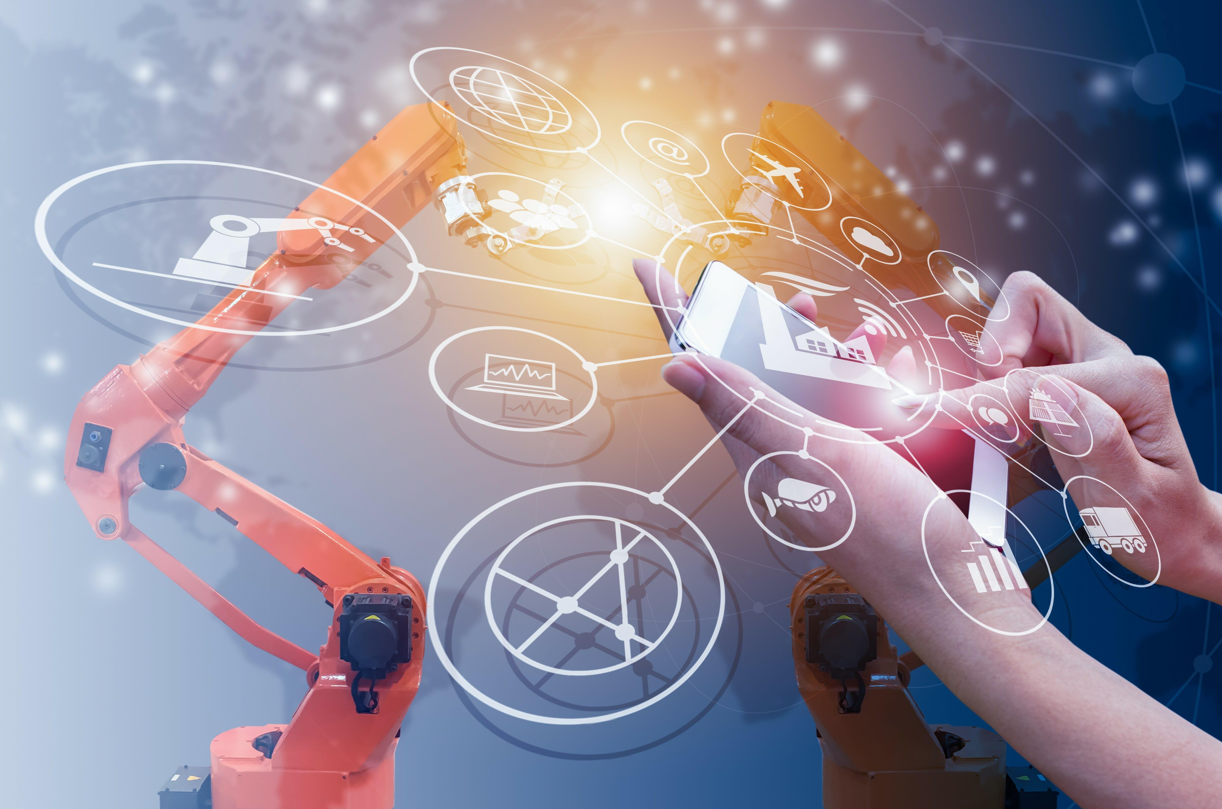 Wie ams.Solution und Bimanu die Industrie 4.0 vorantreiben wollen
