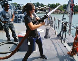 Marine setzt auf 3D-Druck bei Wartung von Patrouillenschiffen