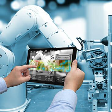"""Unter dem Motto der T.CON """"Automatisierung smart und simpel gedacht"""" erfahren Sie auf der diesjährigen Hannover Messe vom 1. bis 5. April 2019 mehr über Ihre nächsten Schritte in die Digitalisierung."""